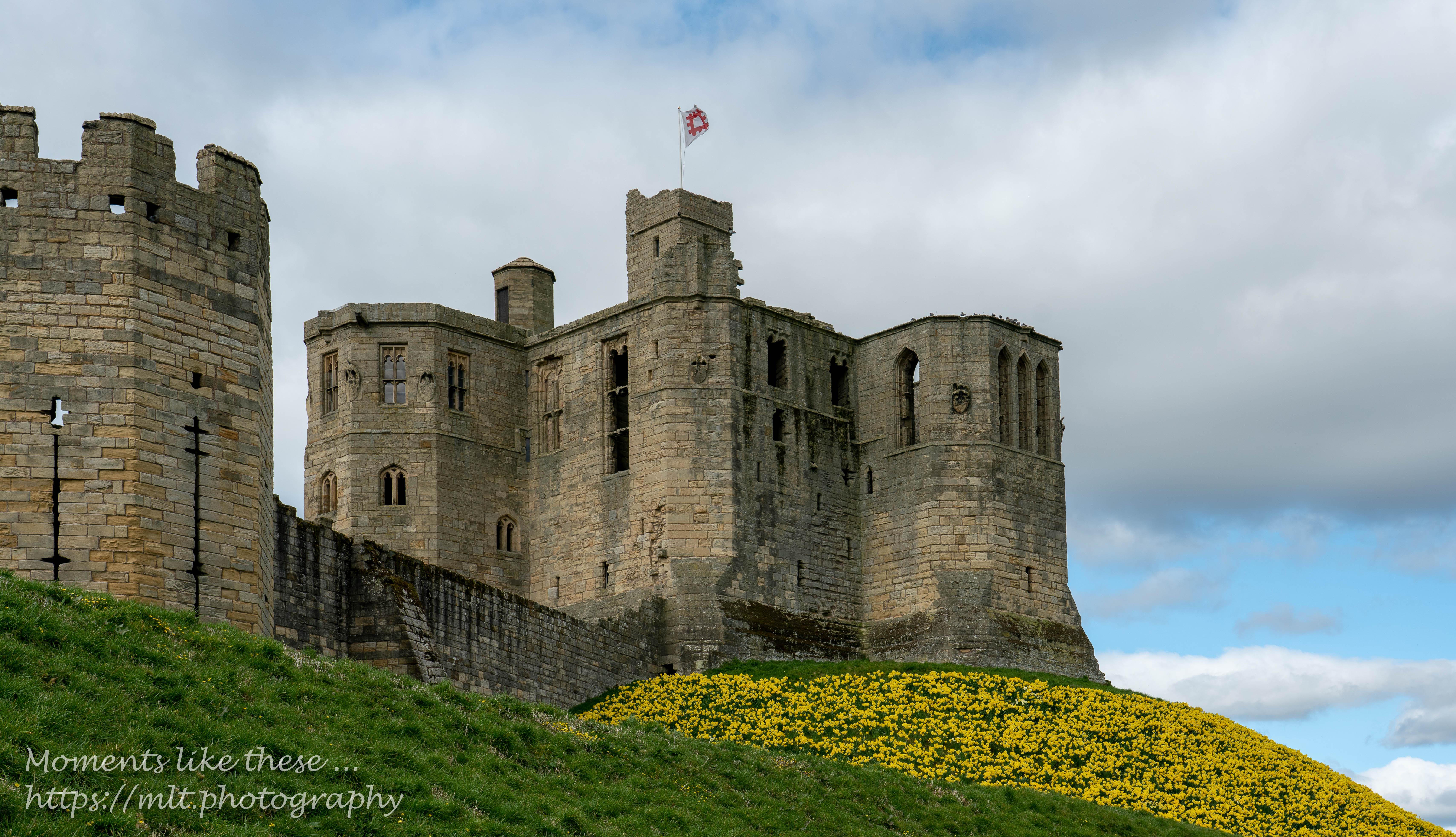 The Keep, Warkworth Castle