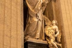 Charitas in St Peter\'s