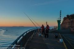 Fishermen Waiting
