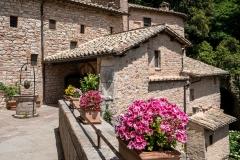 Eremo delle Carceri, near Assisi