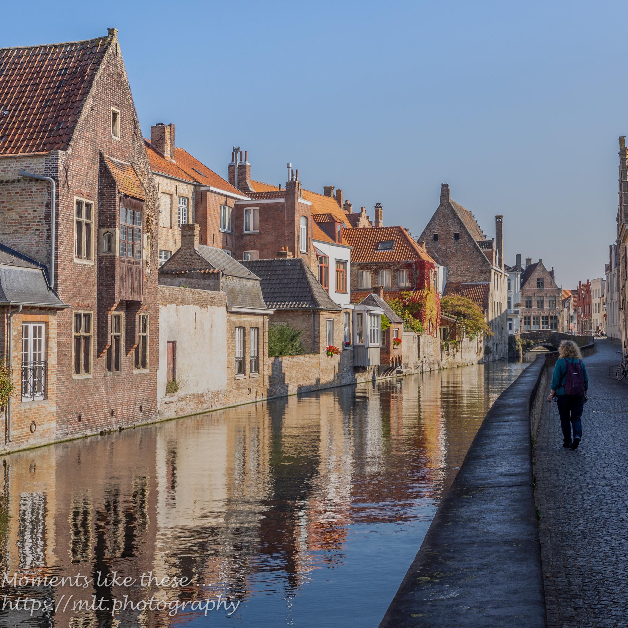 Canalwalk, Bruges